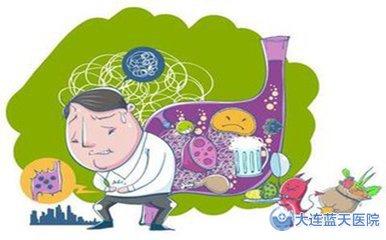 大连胃肠病医院专家:胃息肉的病发原因是什么?